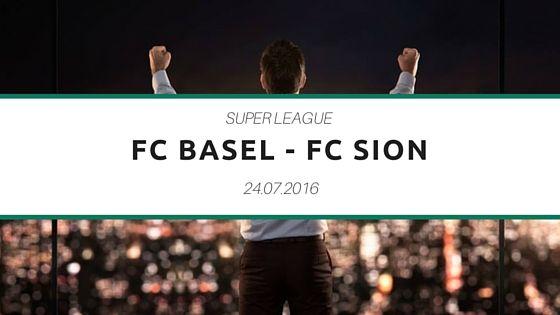 Die Super League startet am kommenden Samstag endlich in die neue Saison 2016/2017. Am Sonntag, den 24.07.2016 bestreitet dann der amtierende Meister FC Basel sein erstes Heimspiel gegen den Tabellen siebten der letzten Saison FC Sion. FC Basel – FC Sion – Aktuelle Form Der Gastgeber und Champions-League-Teilnehmer Basel hat sich in den letzten Wochen …