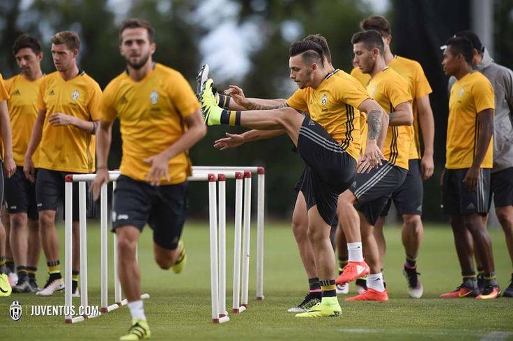 Ultimi allenamenti prima dell'Australia. [Photogallery]