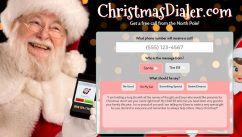 ¿Cómo puedo llamar por teléfono a Santa Claus? ¿Cuál es su número este 2016?