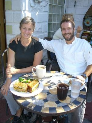 It takes just the right personalities and culinary backgrounds to create a magical dining experience and that's exactly what's happening right now at The Beehive Cafe, according to owner Jen Cavallaro and Executive Chef Eli Dunn.