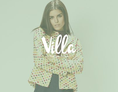 "Check out new work on my @Behance portfolio: ""VILLA"" http://be.net/gallery/44702185/VILLA"