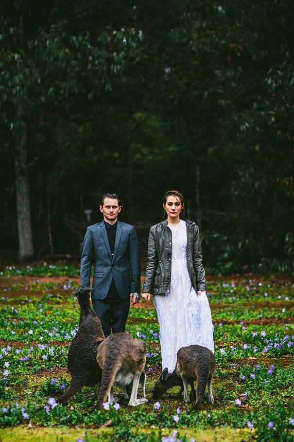 Check out this post from Hello May about Emily and Jean's wedding.