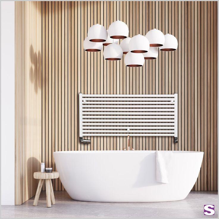 57 besten Bad-\/Designheizkörper Bilder auf Pinterest Badewannen - design heizkorper minimalistisch