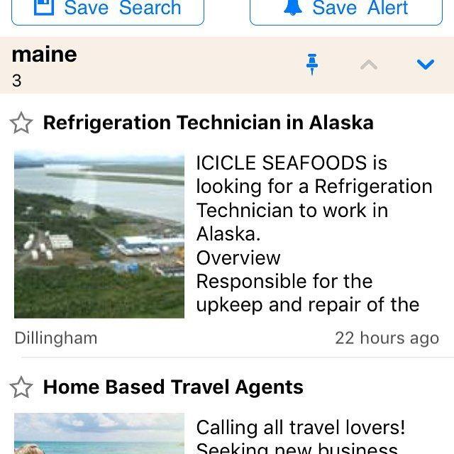 Easiest   job   EVER      #craigslist #job #alaska