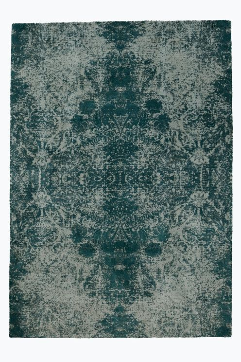 Tæppe med printet mønster som er inspireret af traditionelle persiske tæpper. Str. 170x240 cm.<br><br>For øget sikkerhed og komfort, bruges skridsikkert underlag, som holder dit tæppe på plads. Skridsikkert underlag findes i flere forskellige størrelser. <br><br>100% polyamid<br>Kemisk rens