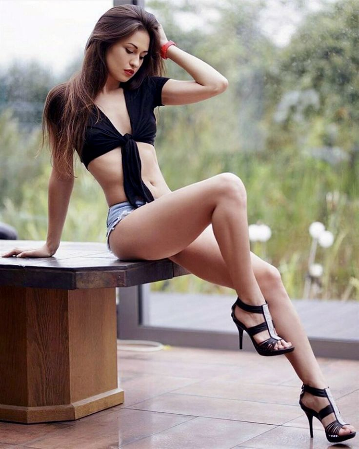 Kalina ryu has leg shaking orgasms by marie mccray - 3 4