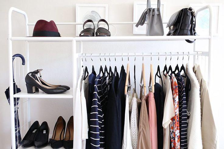 Ter um armário mais consciente é uma tarefa mais simples do que você imagina. Pra te provar isso listei 7 dicas que vão te ajudar muito.