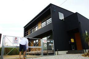 アメリカン・ドライガーデン | 施工例 | 浜松のエクステリア・外構なら都田建設