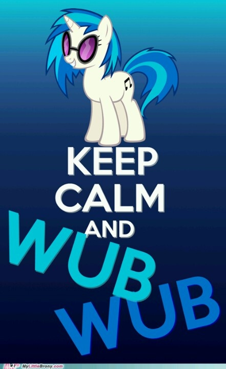 DJ Pon-3: dub wub to the max!