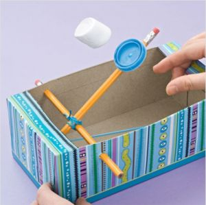 5 Kids Ideas to use Shoe Boxes for