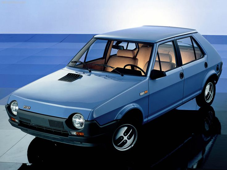 Owned this one, once :-) Fiat Ritmo