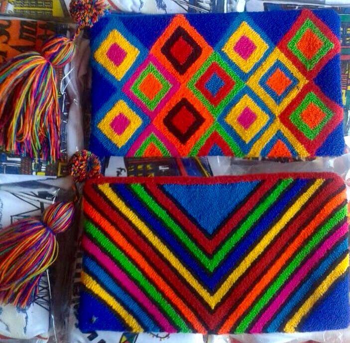 Wayuu Clutch by MISS G