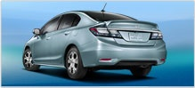 2013 Honda Civic Hybrid Overview - Official Site