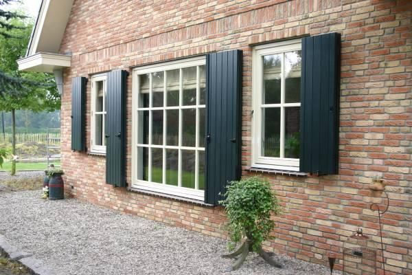 Exterior windows with shutters - 7 Best Images About Raamluiken On Pinterest Search