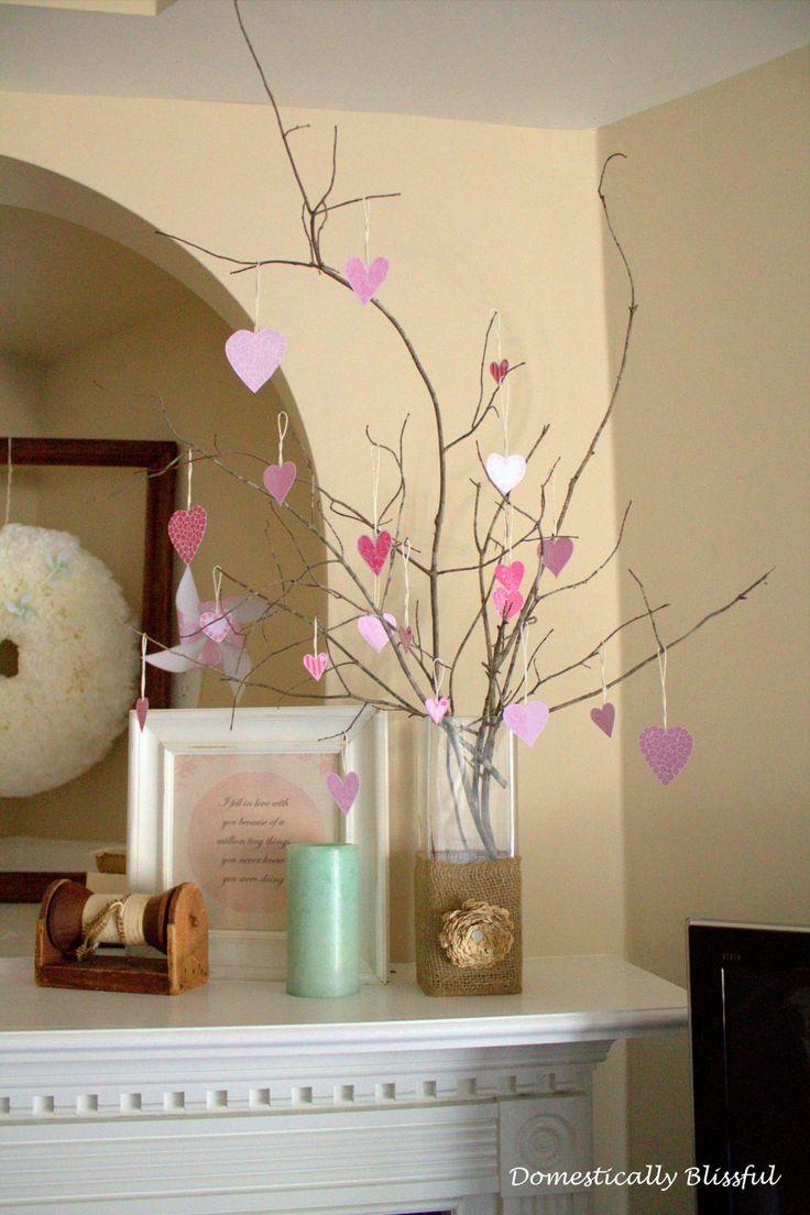 Valentine's Heart Decoration