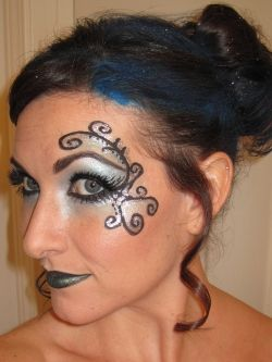 11 best Nymph makeup images on Pinterest | Halloween costumes ...