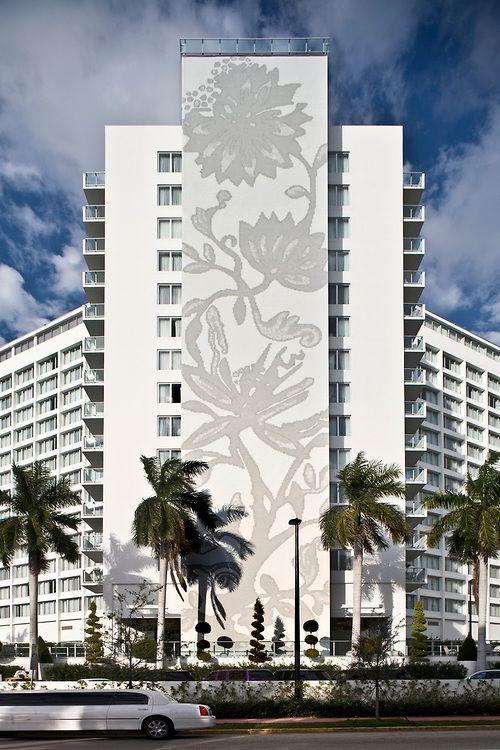 Mondrian South Beach Hotel, South Beach (Miami Beach, Florida)