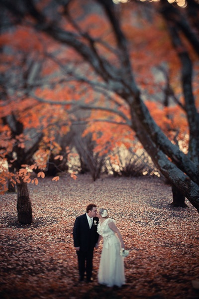 Aaron & Agi married at Mount Lofty House, Adelaide Hills