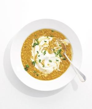 Barley and Lentil Soup-  tuesday recipe