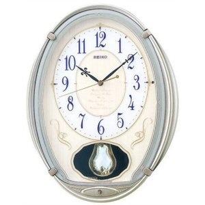 Sport Watches - SEIKO CLOCK (セイコークロック) 掛け時計 ウエーブシンフォニー 電波時計 ツイン・パ AM222H | 最新の時間センター