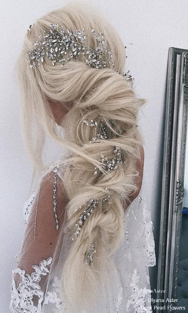 Top 20 Ulyana Aster Hochzeitsfrisuren