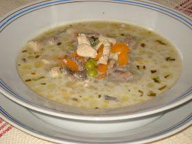 Süssünk, főzzünk valamit!: Legényfogó leves