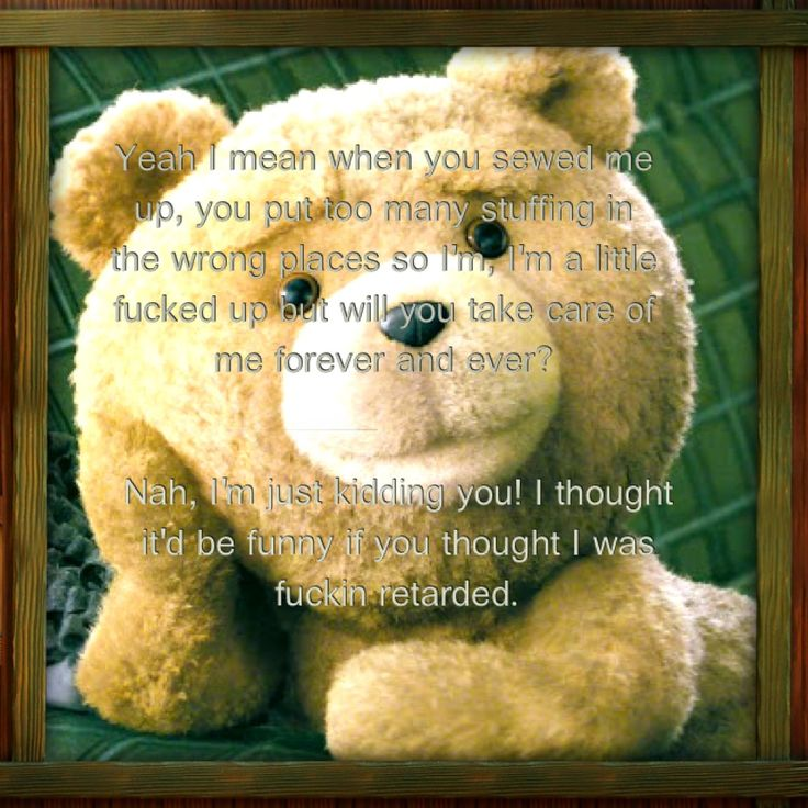 ted quote.