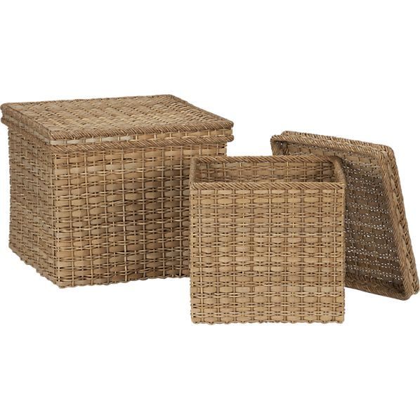 About Us. Towel BasketStorage ...