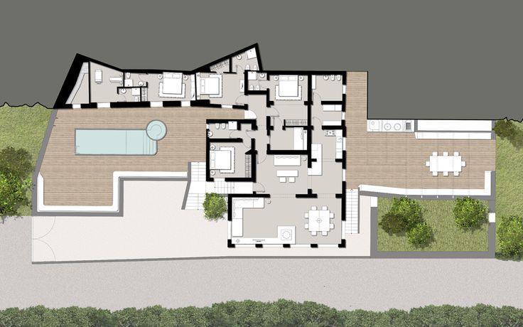 Ristrutturazione a uso residenziale di un dammuso di Pantelleria