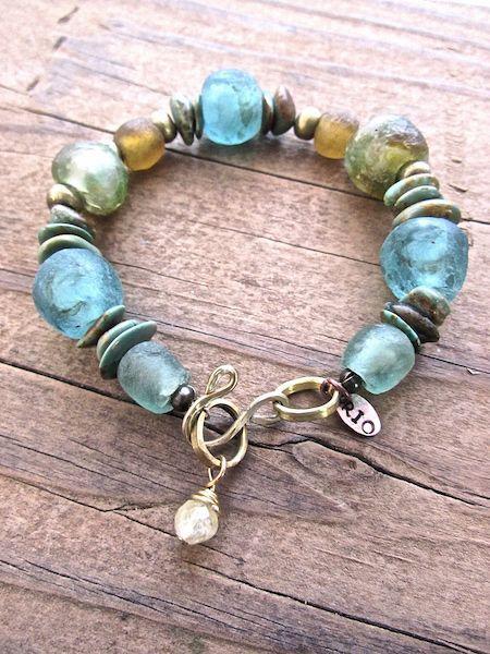 Handmade Boho Luxe Bracelet
