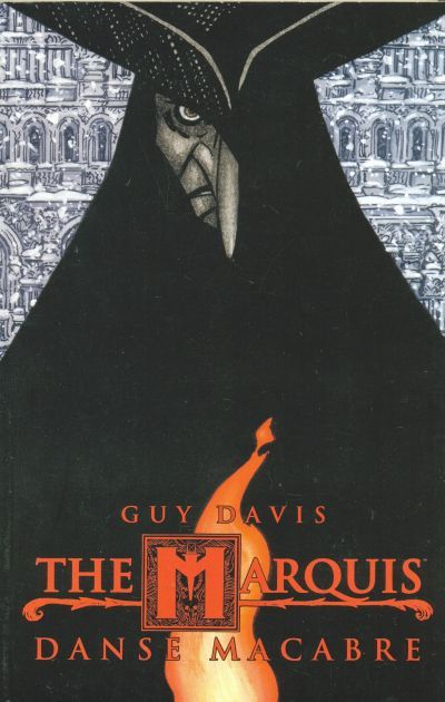 Cover for The Marquis (Oni Press, 2001 series) #1