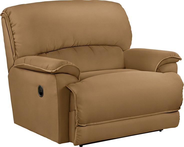 La-z-boy large reclining chair.