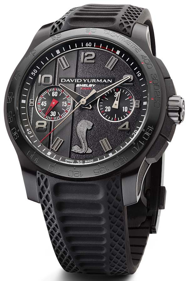 David Yurman Revolution Shelby 1000 Limited Edition watch