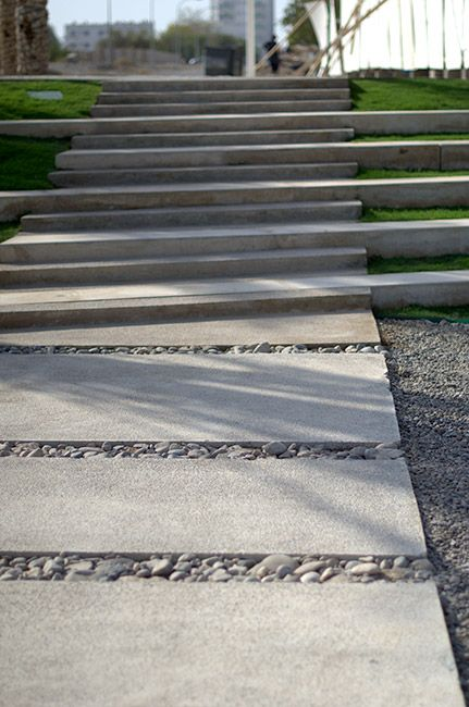 Wadi Al Azeiba by Atelier Jacqueline Osty & Associes 13 « Landscape Architecture Works   Landezine