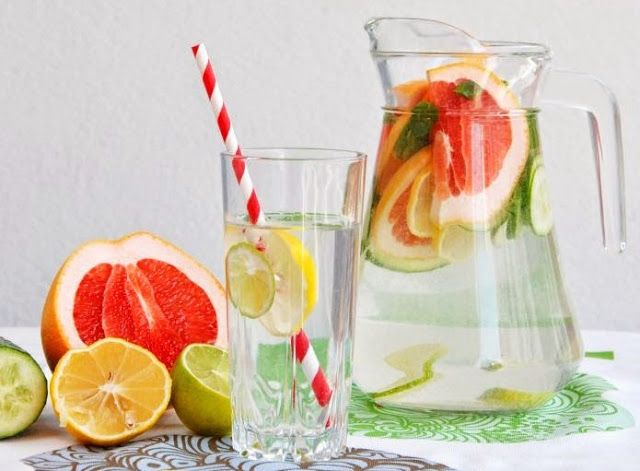Lemoniada na upały, detoks i orzeźwienie