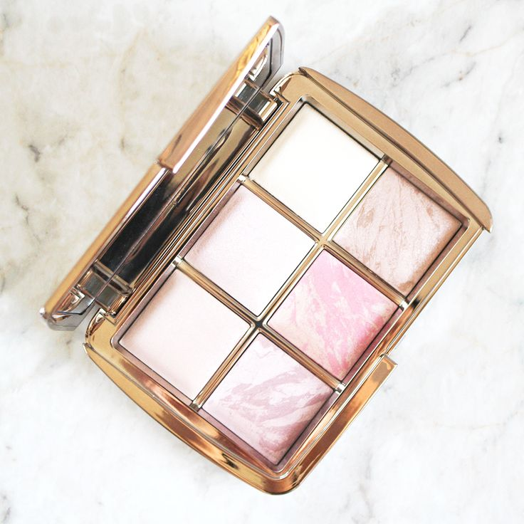 Hourglass Cosmetics Ambient Lighting Edit Palette Review | Holiday 2015 | #bbloggers #makeup