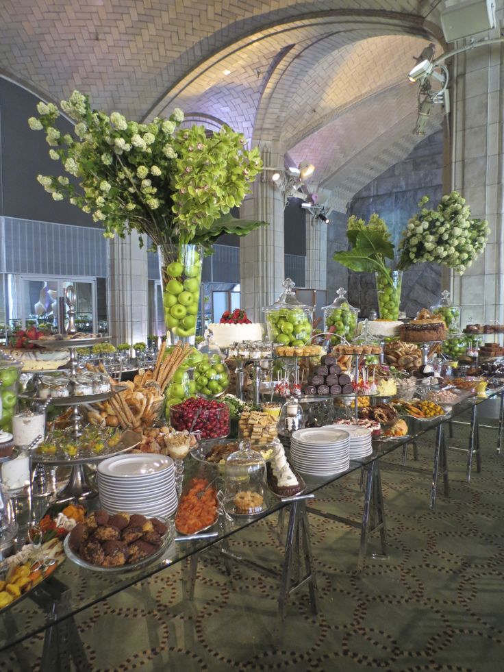 Michael Scott Events, The Chosen Few, Event Catering