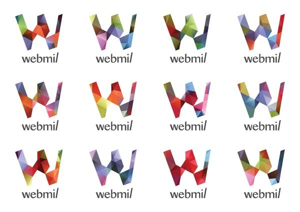 Webmil generic (self-genereting) logo