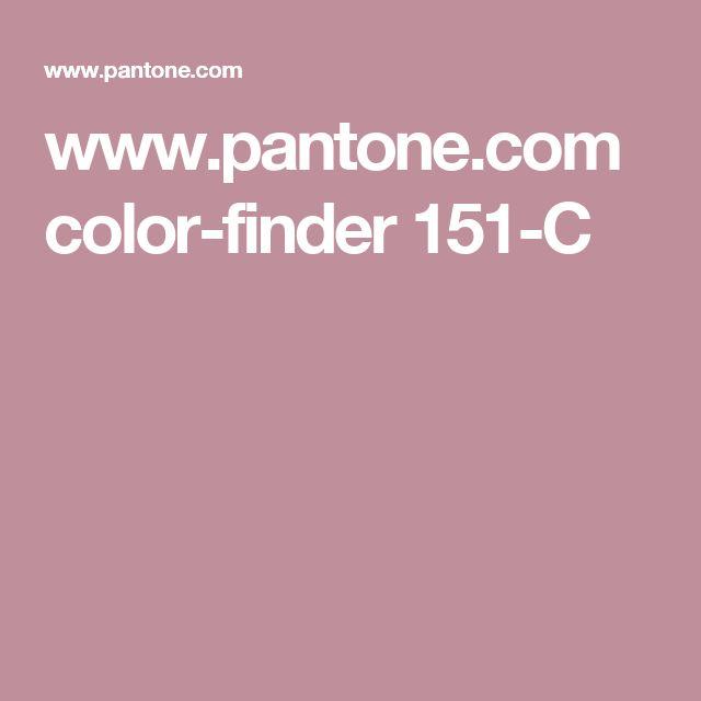 www.pantone.com color-finder 151-C