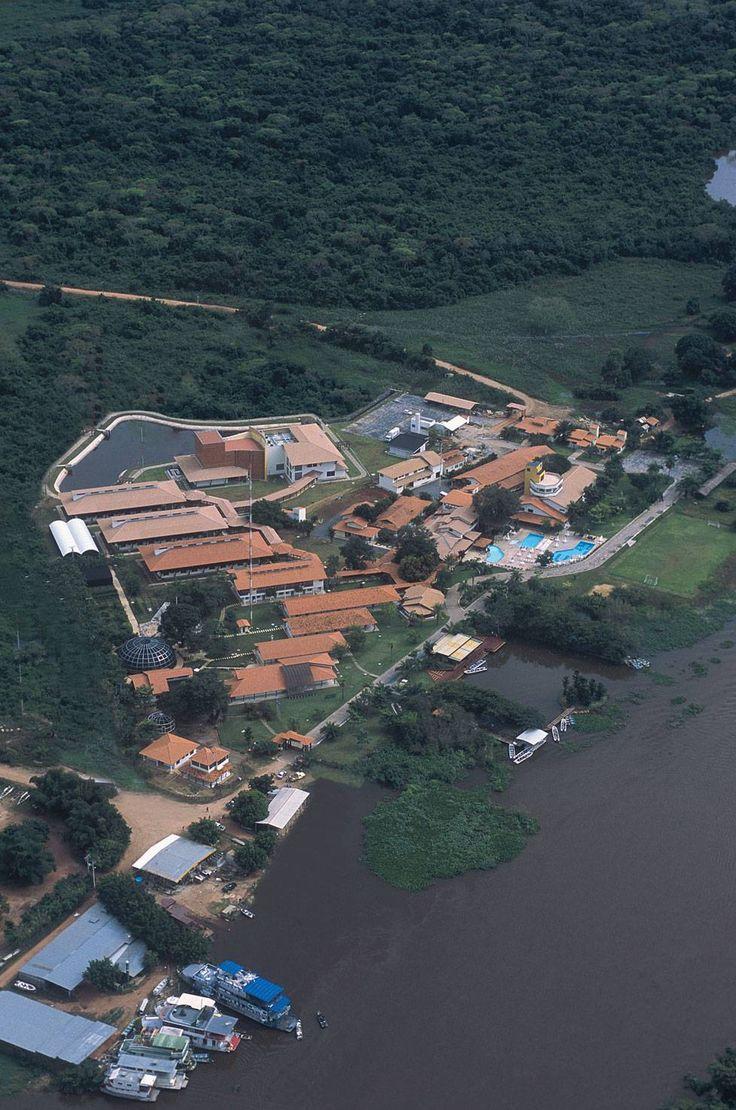 Informações turísticas do Guia Quatro Rodas sobre a hospedagem Sesc Porto Cercado, Poconé, Mato Grosso