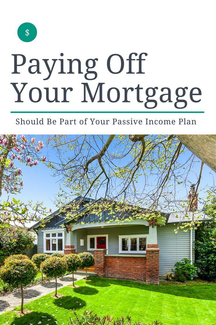 Is Paying Off Your Mortgage Part Of Your Plan Paying Off Mortgage Faster Refinance Mortgage Mortgage