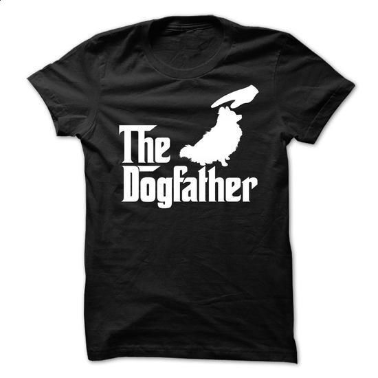 The DogFather Pomeranian - #football shirt #tee style. GET YOURS => https://www.sunfrog.com/Pets/The-DogFather-Pomeranian.html?68278