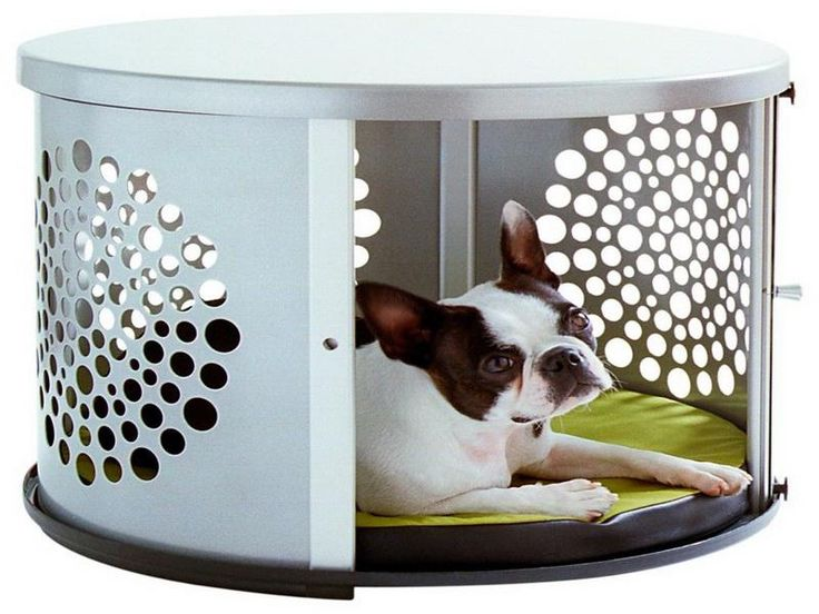 Dog Crate End Table | Wonderful White Dog Crate End Table
