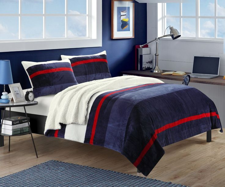 best 25 teen boy bedding ideas on pinterest teen boy rooms teen boy bedrooms and industrial. Black Bedroom Furniture Sets. Home Design Ideas