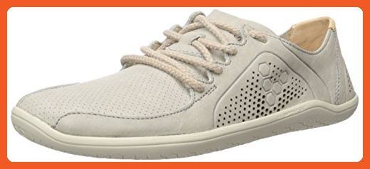 Vivobarefoot Women's Primus Lux Everyday Trainer Shoe Sneaker, Natural, 35 D EU (5.5 US) - Sneakers for women (*Amazon Partner-Link)