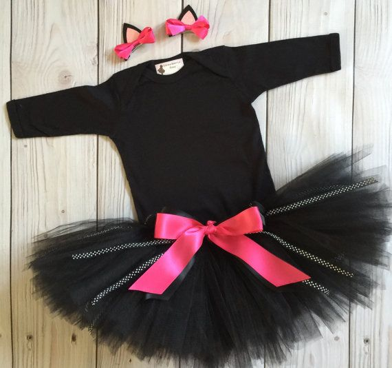Hey, I found this really awesome Etsy listing at https://www.etsy.com/listing/467238545/baby-girls-kitty-cat-tutu-dress-outfit