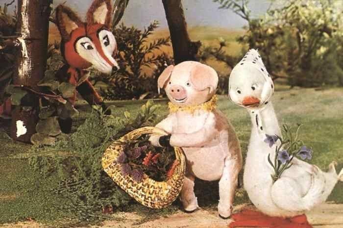 Aglaé et Sidonie. Le renard n'était pas bien malin. Il se faisait avoir à chaque fois.