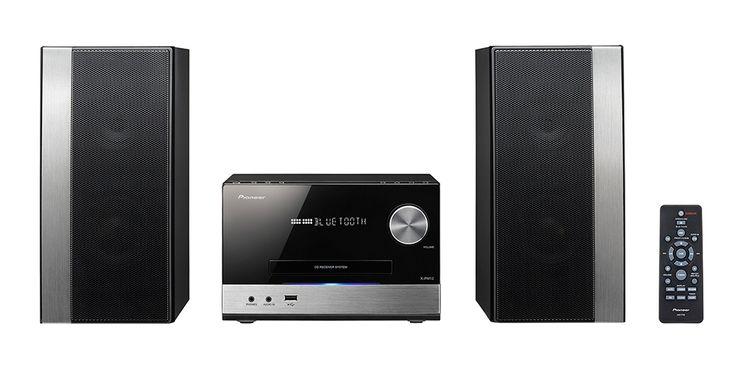 Pioneer XPM12 : Το Micro HI-FI XPM12 διαθέτει δύο ηχεία 2-δρόμων Bass Reflex, ειδικά βελτιστοποιημένα για την απόδοση δυναμικού ήχου υψηλής ποιότητας.