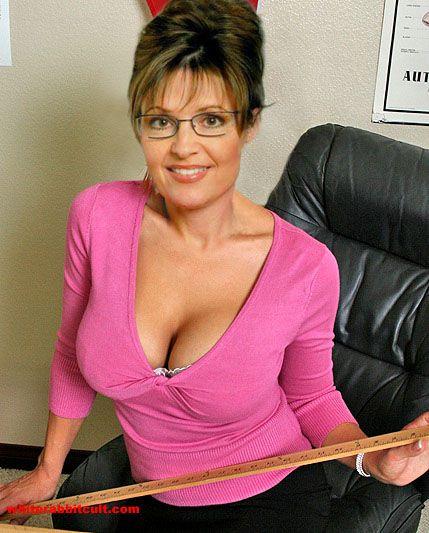 Sarah palin my pussys so hot, charity hodges bondage