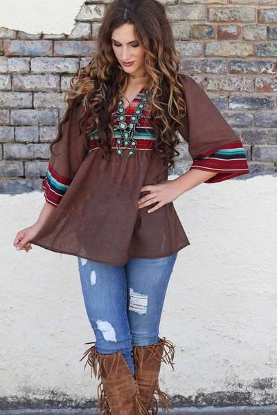 What are some common Western clothes?